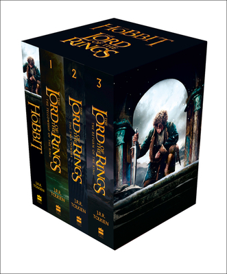 The Hobbit & The Lord Of The Rings (slip case)