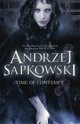 Time of Contempt (#2 Witcher Saga)