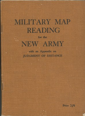 Military Map Reading for the New Army