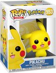 Pokemon Pikachu Wave Pop Vinyl [RS]