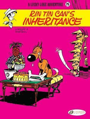 Rin Tin Can's Inheritance (#75 Lucky Luke)