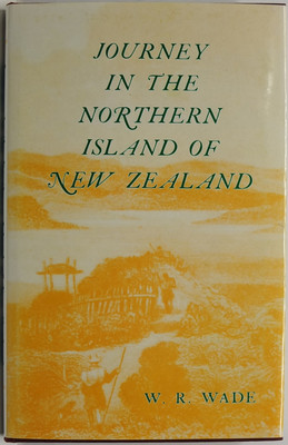Journey in the Northern Island of New Zealand