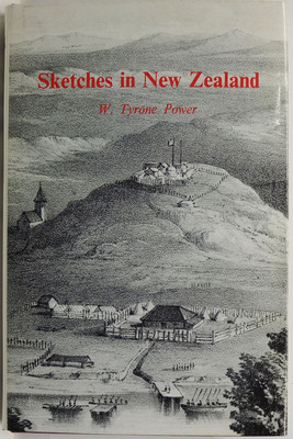 Sketches in New Zealand with Pen and Pencil