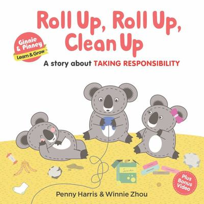 Ginnie and Pinney - Roll up Roll up Clean Up