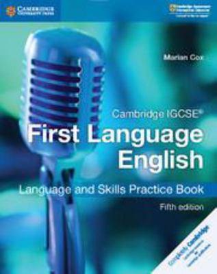 First Language English - Language and Skills