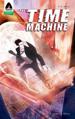 Time Machine Graphic Novel