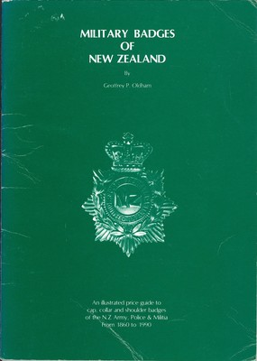 Military Badges of New Zealand