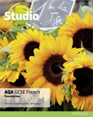 AQA GCSE French Foundation