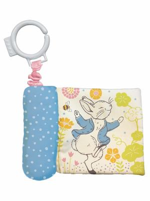 Peter Rabbit Jiggle Buggy Book