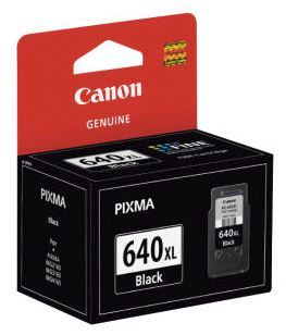 CANON INK PG640XL BLACK HIGH YIELD