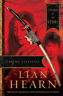 Sibling Assassins (#2 Children of the Otori)