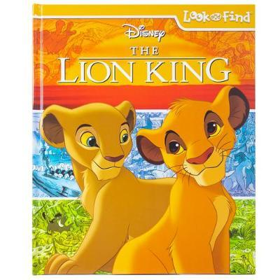 The Lion King (Look and Find)