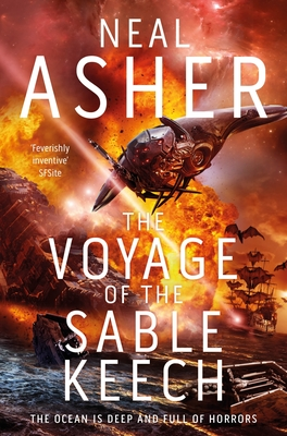 The Voyage of the Sable Keech (Spatterjay #2)