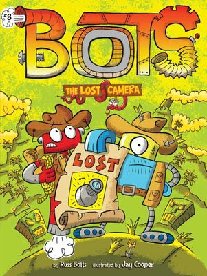 The Lost Camera Bots #8