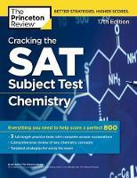 Cracking the SAT Subject Test in Chemistry 17th Edition - Princeton Review