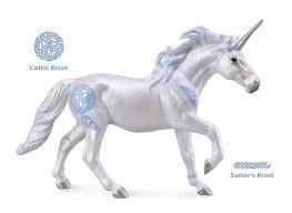 XL Unicorn Stallion Blue