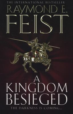 A Kingdom Besieged (Chaoswar Saga #1)