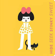 Hide Seek Stinky Sweet: A Little Book of Opposites