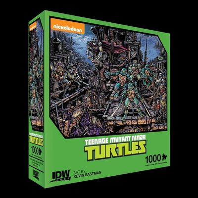 Teenage Mutant Ninja Turtles Universe Premium Puzzle (1000-Pc)