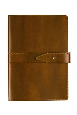 Legend Journal with Post Closure: Brown (D443B)