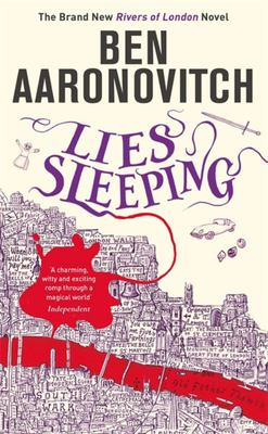 Lies Sleeping : The Seventh Rivers of London Novel