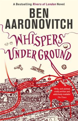 Whispers Under Ground (Rivers of London #3)