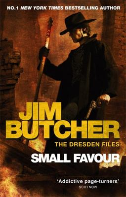 Small Favour (#10 Dresden Files)