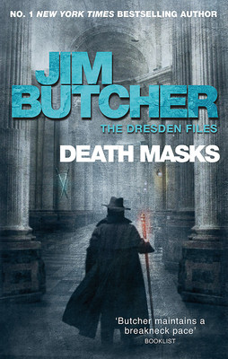 Death Masks (#5 Dresden Files)