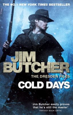 Cold Days (#14 Dresden Files)