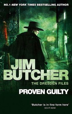 Proven Guilty (#8 Dresden Files)