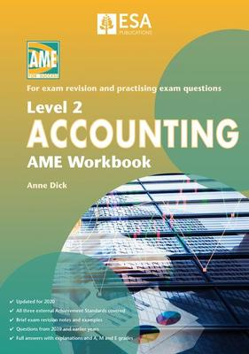 AME NCEA Level 2 Accounting Workbook 2020