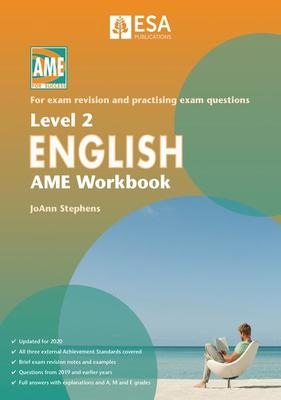 AME NCEA Level 2 English Workbook 2020