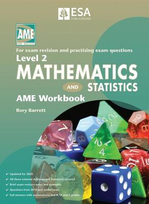 AME NCEA Level 2 Mathematics & Statistics Workbook 2020