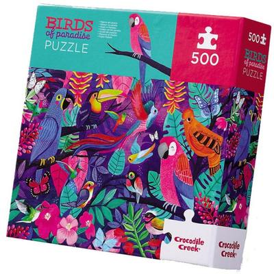 Birds of Paradise 500pc Jigsaw Puzzle