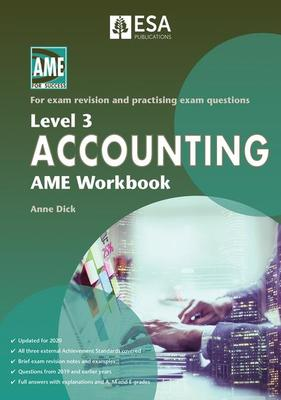AME NCEA Level 3 Accounting Workbook 2020