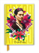Frida Kahlo Yellow (Foiled Journal)