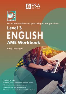 AME NCEA Level 3 English Workbook 2020