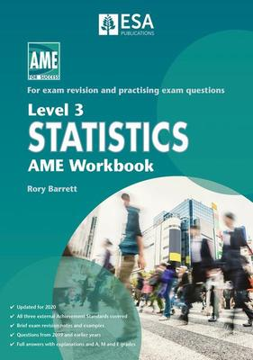 AME NCEA Level 3 Statistics Workbook 2020