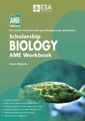 AME Scholarship Biology Workbook 2020