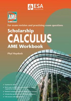 AME Scholarship Calculus Workbook 2020