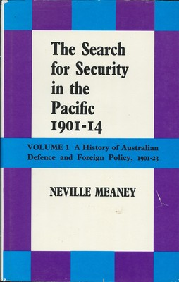 The Search for Security in the Pacific 1901-14