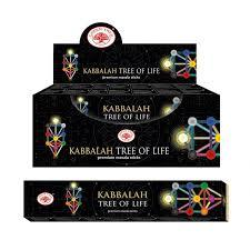 kebbalah tree of life incense