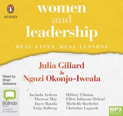 Women and Leadership - Real Lives, Real Lessons (MP3)