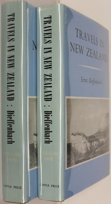 Travels in New Zealand with contributions to the Geography, Geology, Botany, and Natural History of that Country