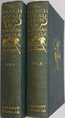 The French Revolution. A History, in two volumes