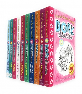 Dork Diaries Collection