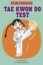 Homepage tae kwon do test