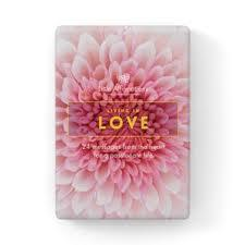 Living In Love - 24 Affirmation Cards