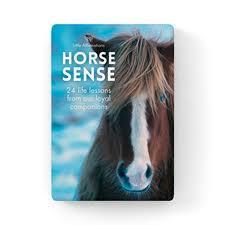 DHO Horse Sense Little Affirmations Cards