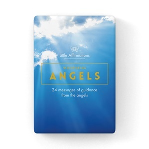 Whispering Angels - 24 Affirmation Cards